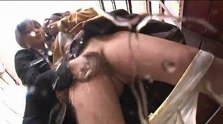 痴漢OK娘 レズスペシャル4 本屋に来た女子校生を…_キャプチャ画像_02