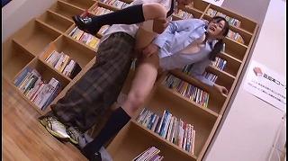 痴漢OK娘 特別編 図書館で出会ったあの色白敏感娘を連日痴漢で…_キャプチャ画像_05