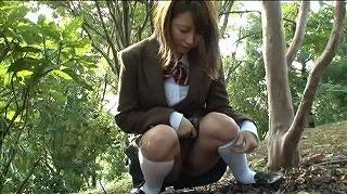 利尿剤を飲まされ我慢できずに何度も失禁イキする女子校生2_キャプチャ画像