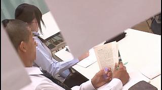痴漢OK娘 特別編 図書館で出会ったあの色白敏感娘を連日痴漢で中出しまでOKさせろ_キャプチャ画像