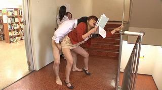 ―セックスが溶け込んでいる日常― 学園生活で「常に性交」女子○生(夏服・文化祭編)_キャプチャ画像