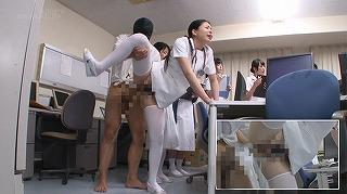 セックスが溶け込んでいる日常 病院生活で「常に性交」ナース_キャプチャ画像_06