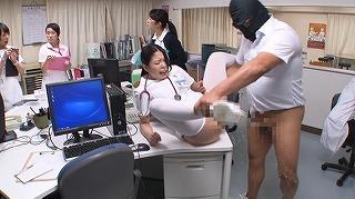 セックスが溶け込んでいる日常 病院生活で「常に性交」ナース_キャプチャ画像_10
