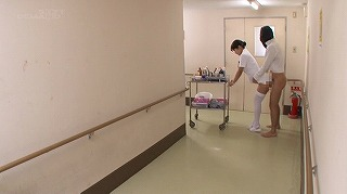 セックスが溶け込んでいる日常 病院生活で「常に性交」ナース_キャプチャ画像_17