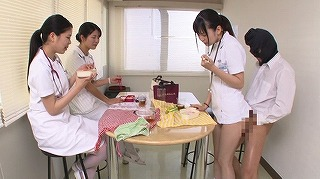 セックスが溶け込んでいる日常 病院生活で「常に性交」ナース_キャプチャ画像_22