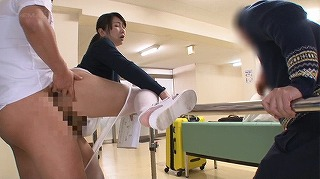 セックスが溶け込んでいる日常 病院生活で「常に性交」ナース_キャプチャ画像_29