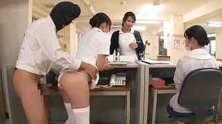 セックスが溶け込んでいる日常 病院生活で「常に性交」ナース_キャプチャ画像_33