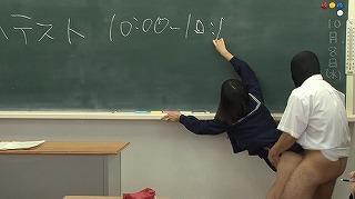 セックスが溶け込んでいる日常 学園生活で「常に性交」女子校生_キャプチャ画像_07