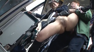 アイドルフェイスのニーハイJKをバスで痴漢してしつこくイカせる(永瀬ゆい)_キャプチャ画像_07
